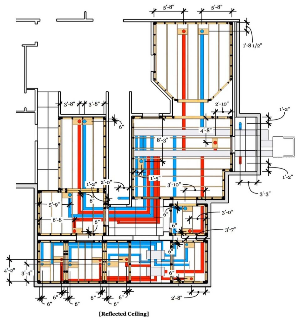 Vibration Noise Control Audio Virtue Acoustics Drawing For Hvac Audiovirtue Has Been Asked To Provided System Design And Consultation Alongside Contractors Mechanical Engineers Effectively Reduce Or