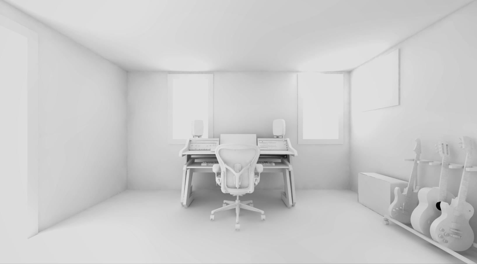 Client: Sam Ellis | Products/Services: Acoustic Treatment, Acoustic Design & Installation